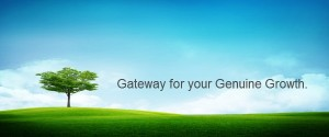 gateway for your genuine growth