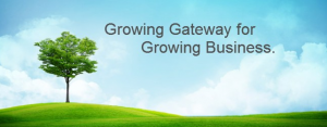 growing gateway for growing business